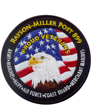 Veterans Supporting Veterans patch
